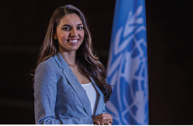 Young Business Champion for SDGs