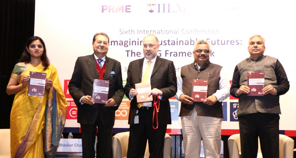 IILM organises 6th International PRME Conference